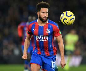 Andros Townsend understands some players concerns at returning to training. AFP