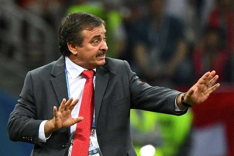 Costa Rica coach unsure about future after early exit. AFP
