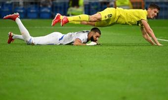 Villarreal volta a impor-se em Madrid.AFP