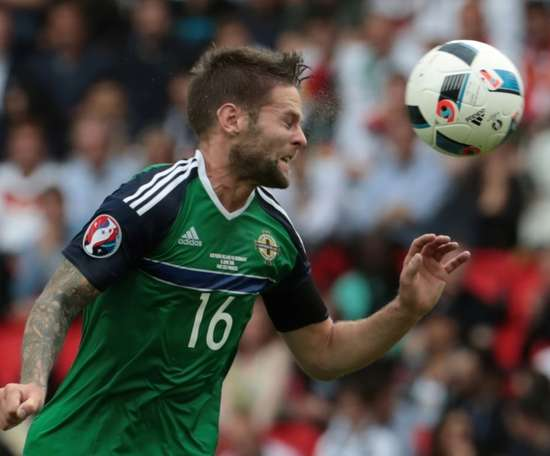 O'Neill regrets Norwood's decision to retire from international football. AFP