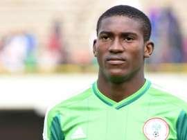 Awoniyi también estuvo cedido la pasada temporada. AFP