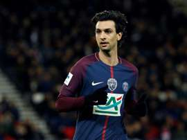 Pastore has struggled in the French capital. AFP