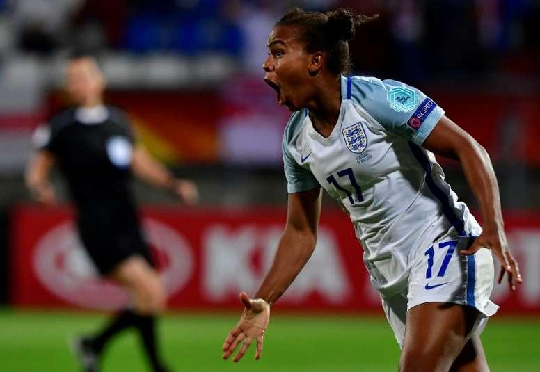 England international Parris has set up a footballing academy. AFP