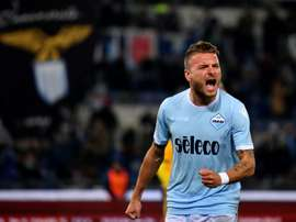 Immobile double ends crisis and lifts Lazio into Champions League spots