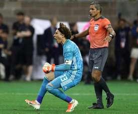 2019 Gold Cup Final: Mexico v USA. AFP