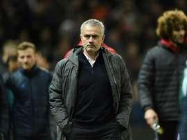 Mourinho ainda pode gastar mais 100 milhões de euros. AFP