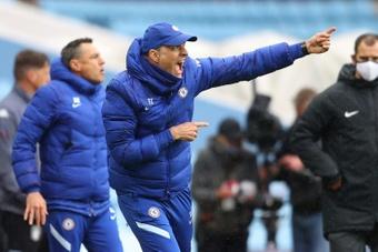 Tuchel confesó que ya intentó llevarse al Chelsea a otros equipos antes. AFP