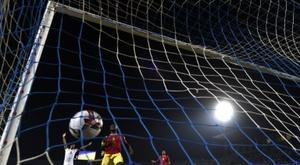 La Guinée, battue en 8ème de la CAN. AFP