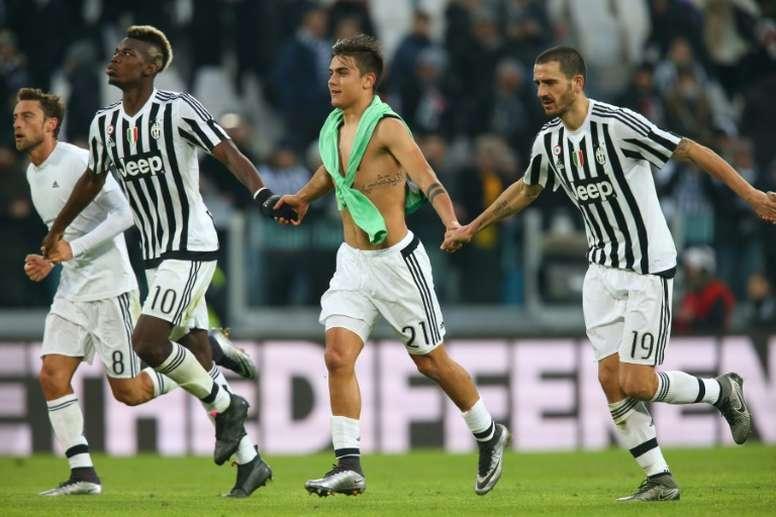 Juventus want to re-sign Pogba. AFP