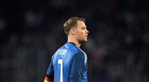 Neuer says Ter Stegen should think more about the group than himself. AFP