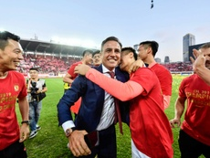 Chinese football season to begin July 25 after five-month virus delay. AFP