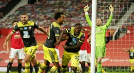 Man Utd blow chance to move third after Southampton strike late. AFP