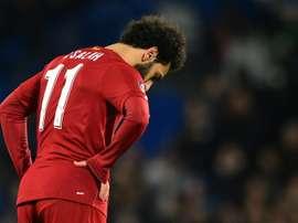 Les compos probables du match de Premier League entre Liverpool et Bournemouth. AFP