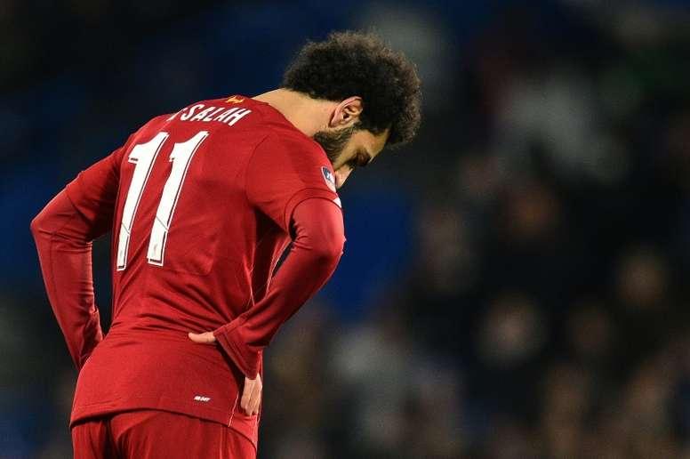 La PFA pedirá suspender indefinidamente el fútbol inglés. AFP