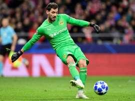 Roman Buerki has been ruled out of Saturdays Bundesliga clash. AFP
