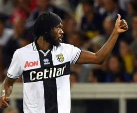 Gervinho has defended his career trajectory, while insisting that he regrets nothing. AFP