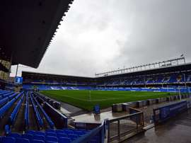 Goodison will host. AFP
