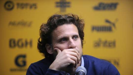 Forlan is one of thestars of yesteryear turning out in the eight-team. AFP