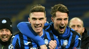 'Courage to dare' Atalanta shoulder Italian hopes in Champions League