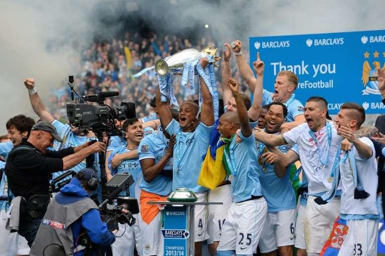 Muchos futbolistas retirados están en bancarrota. AFP