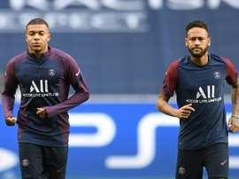 Champions League 'Final Eight' kicks off as PSG and Atalanta clash in Lisbon. AFP