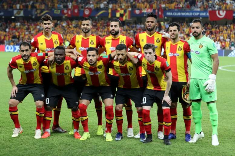 Holders Esperance first to reach CAF Champions League last-eight