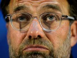 Klopp is aware of Porto's ability ahead of the second leg. AFP