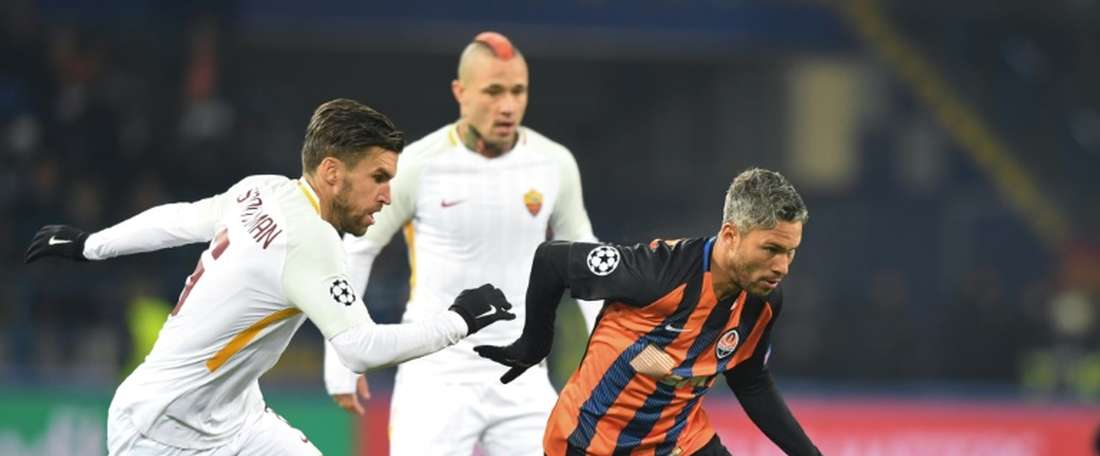 Marlos is one of Shakhtar's key players. AFP