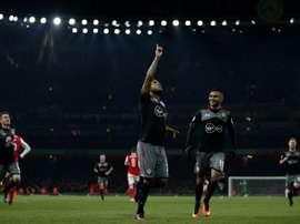 Manchester City accelère la cadence pour le recrutement de Ryan Bertrand. AFP