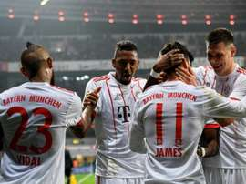 Le Bayern gagne encore. AFP