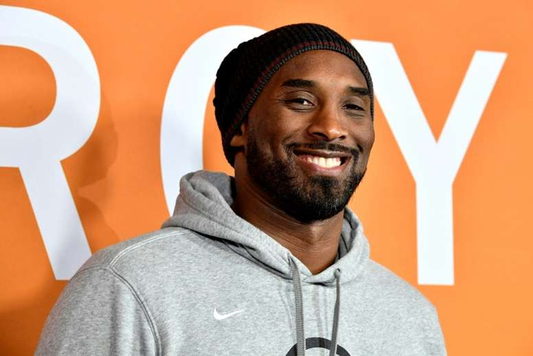 El adiós de Kobe Bryant: leyenda de la NBA y un amante del fútbol. AFP