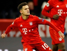 Bayern brush aside Mourinho's Spurs to claim perfect six. AFP