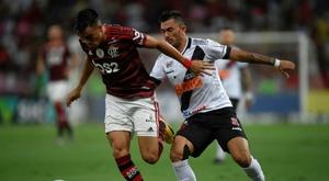 Reinier, vers un prêt à Valladolid ? AFP
