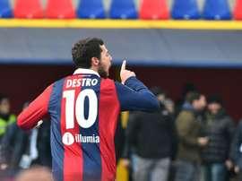 El Bologna superó al Cagliari en el Renato Dall'Ara. AFP/Archivo