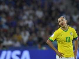 Brasil passou a apoiar a candidatura da Coombia. AFP
