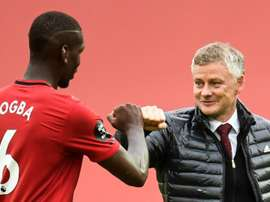 Man Utd's Solskjaer under pressure to dispel 'nearly man' tag. AFP