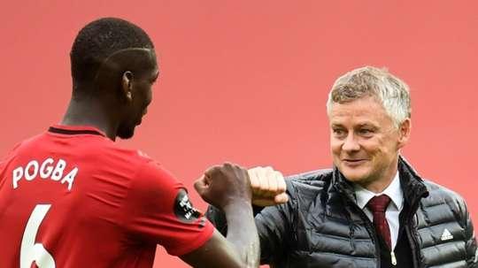 Man Utd's Solskjaer under pressure to dispel 'nearly man' tag. AFP