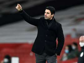 Arsenal manager Mikel Arteta spoke about the Real Madrid player.AFP