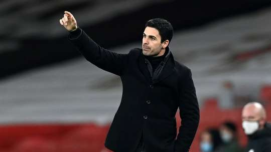 Arteta focuses on new signings as Arsenal shed fringe players. AFP