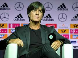 The Germany boss has defended his choice to not include Wagner in his squad. AFP