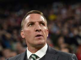 Celtic boss Rodgers is unhappy with the SPFL following late league Cup semi-final rescheduling. AFP