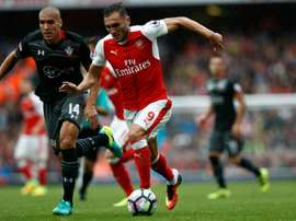 Newcastle interested in Lucas Perez. AFP