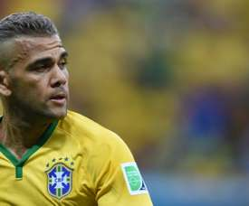 To date Alves has steered clear of giving his thoughts on the subject. AFP