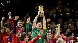Lo mejor de Casillas, en vídeo. AFP