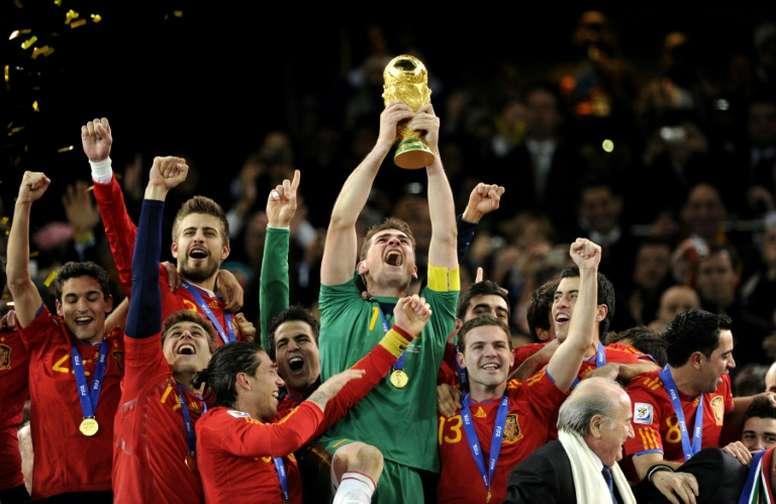 Casillas has retired. AFP
