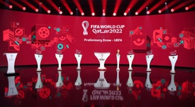 Holders France handed awkward draw, England to face Poland in 2022 World Cup qualifying. AFP