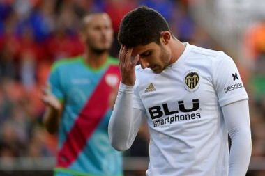Guedes could be set for a lengthy spell on the sidelines. APF