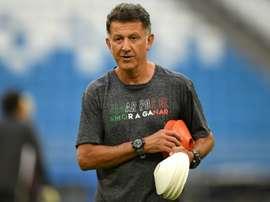 Osorio ya está en conversaciones con Colombia. AFP