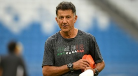 Osorio has had enough of the criticism, and could be looking to step down as head coach. AFP