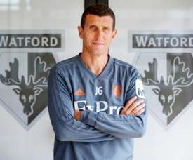 Watford manager Javi Gracia led the club to their best ever Premier League start. AFP